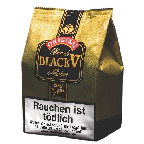 Danish Black V (Black Vanilla) 125g