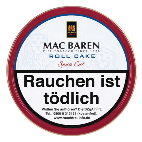 Mac Baren Roll Cake 100g