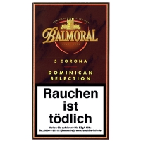 Balmoral Dominican Selection Corona