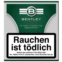 Bentley Mini Cigarillos