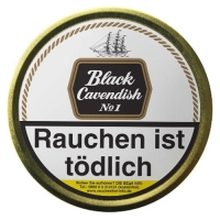 Black Cavendish Nr. 1 100g