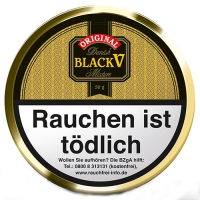 Danish Black V (Black Vanilla) 50g