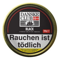 Danske Club Black (Luxury) 100g
