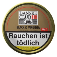 Danske Club Black & Virginia 100g
