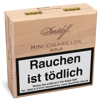 Davidoff Mini Cigarillos Gold 50er