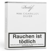 Davidoff Mini Cigarillos Silver 20er