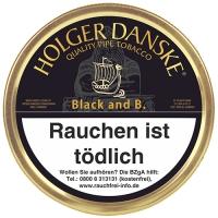 Holger Danske Black and B. (Bourbon) 100g