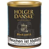 Holger Danske Black and B. (Bourbon) 200g
