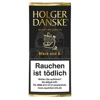 Holger Danske Black and B. (Bourbon) 40g