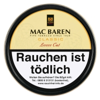 Mac Baren Classic Loose Cut (Vanilla Cream) 100g