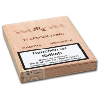 Messmer MC Special Long Cigarillo Sumatra 10er