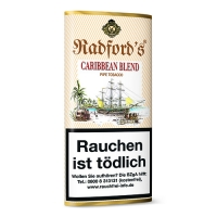 Radfords Caribbean Blend (Rum Royal) 50g