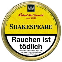 Robert McConnell Heritage Shakespeare 50g