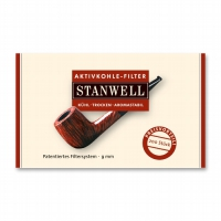 Stanwell Aktivkohle Filter 9mm 200er