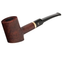 Stanwell De Luxe Brown Polished 207
