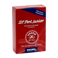 Vauen Dr. Perl junior Aktivkohle Filter 9mm 40er