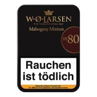 W.O.Larsen Mahagony Mixture No. 80  (Selected Blend Aromatic) 100g