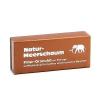 White Elephant Natur Meerschaum Granulat 20g