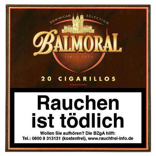 Balmoral Dominican Selection Cigarillos