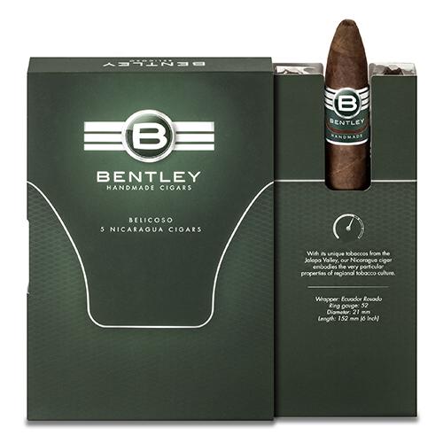 Bentley Belicoso 5 Stück