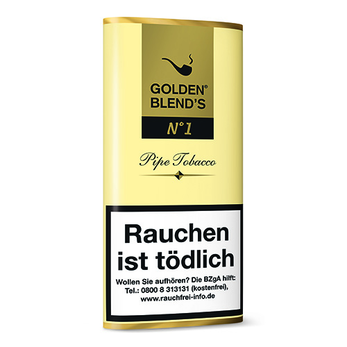 Golden Blends No. 1 (Vanilla) 50g