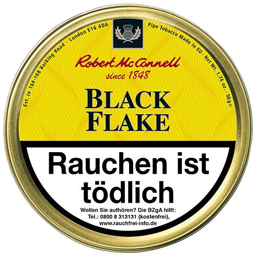 Robert McConnell Heritage Black Flake 50g