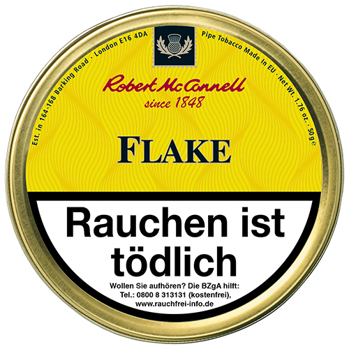 Robert McConnell Heritage Flake 50g