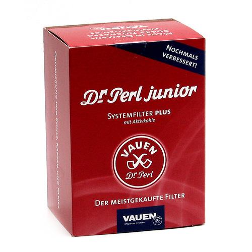 Vauen Dr. Perl junior Aktivkohle Filter 9mm 180er